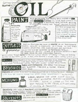 Wet Paint's getting started with oil paint article