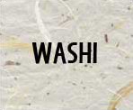 Washi has many different kinds of paper that can be used for anything from drawing to book repair/restoration to Japanese printmaking