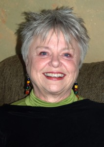 headshotSylvia Benson